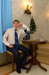 свадебный видеооператор москва