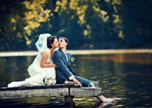 фотосъемка бракосочетанье в Москве
