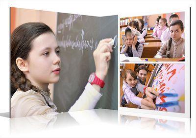 Фотокниги для выпускников начальной школы