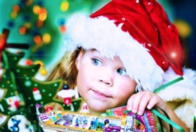 Новогодние детские праздники в саду