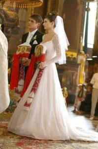 Видеосъемка венчания в Москве