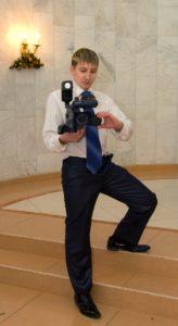 профессиональный видеооператор москва