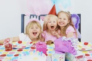 видеооператор на детский праздник