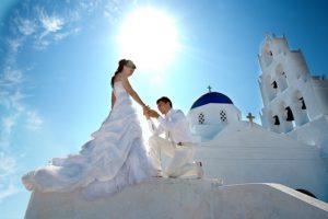 видеосъемка таинства венчания